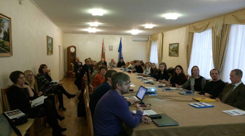 Международная конференция «Социальное пространство для людей с психическими заболеваниями: общественный диалог для реализации Конвенции о правах людей с инвалидностью»