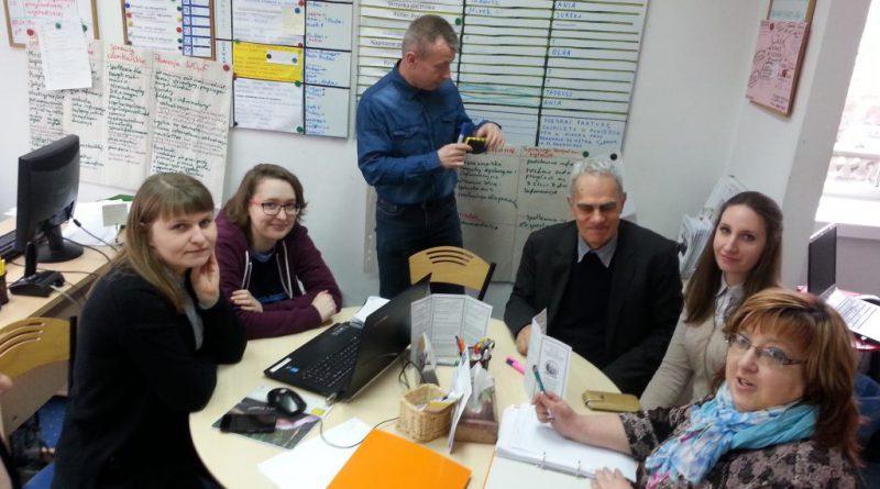 Отчет о стажировке Белорусских Клубных Домов в Варшаве: Первый день в Варшавском Клубном Доме (Warszawski Dom pod Fontanną)