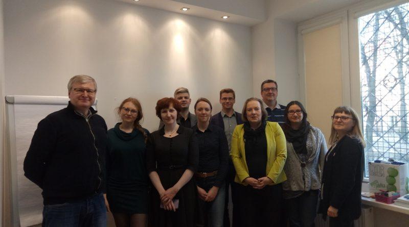 Учебный визит в Польшу для сотрудников и членов ОО «Белорусская ассоциация социальных работников»