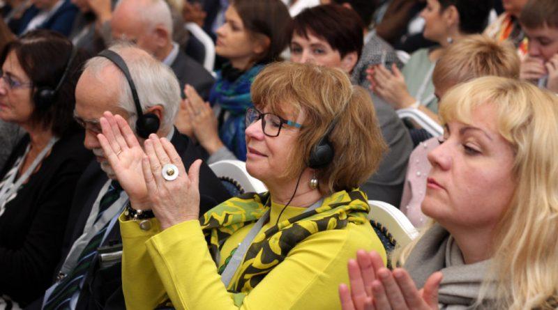 Форум достойного долголетия прошёл в Минске